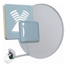 4G LTE MIMO двухпортовые антенны