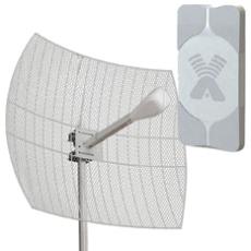 3G/4G MIMO широкополосные двухпортовые антенны