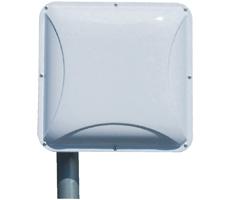 4G Антенна 2x14,5 dBi. Antex AX-1814PF 1710-1880 MIMО 4G1800
