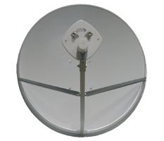 3G/4G Антенна 2x26 dB с облучателем Антекс UMO-2 MIMO N