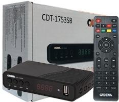 Ресивер цифрового ТВ Cadena 1753 SB