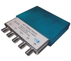 DiseqC переключатель 4x1 GD-41M 4 входа