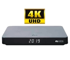 Комплект IP ресивер GS B527 HD и картой доступа