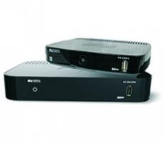 Комплект на 2 ТВ. IP ресиверы GS B534M и GS C592 HD с картой