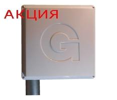 Интернет комплект Мир 15 USB с гермобоксом без модема