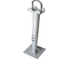 Стеновой мачтовый кронштейн СКМ 45-70