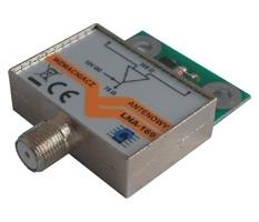 Усилитель цифрового ТВ LNA-169 20 dB