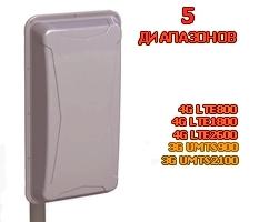 3G Антенна 2x15 dBi. Antex Nitsa-5 MIMO 790-960/17002700