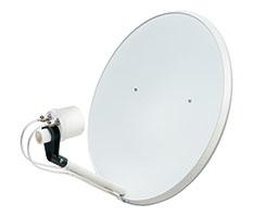 4G Антенна 2x23 dB с облучателем Kroks KIP9 MIMO 4G1800/4G2600