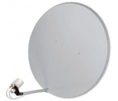 4G Антенна 2x26 dB с облучателем Kroks KIP9 MIMO 4G1800/4G2600