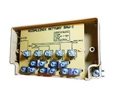 Усилитель c делителем на 4 выхода. Sowar P-51 10 dB 1/69