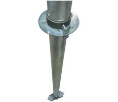 Мачта алюминиевая Signal МТ-4,5 Al 50-2,2
