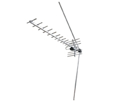 Антенна всеволновая Стронг 21.1-60V Super с усилителем Alcad