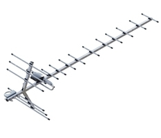 Антенна цифрового Орбита 19 Super с усилителем